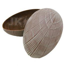 bonbonnière, egg paper fan