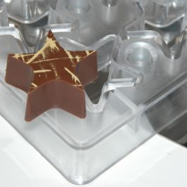 magnet form star