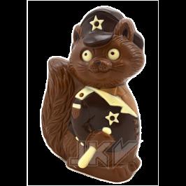 cat, police