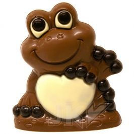 frog, heart