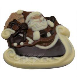 father Christmas, sleigh