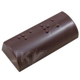 braille (dark chocolate)