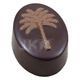 ovaal palmboom