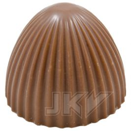 truffle, egg top