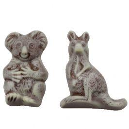 kangoeroe en koalabeer