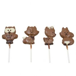 lollipop, animals